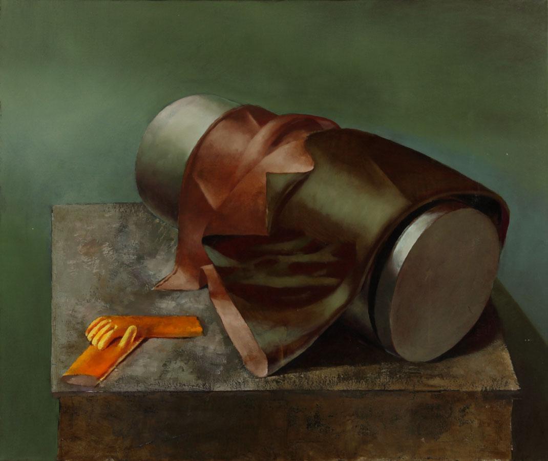 Julian Gordon Mitchell - Contemporary Oil, Honey Trap
