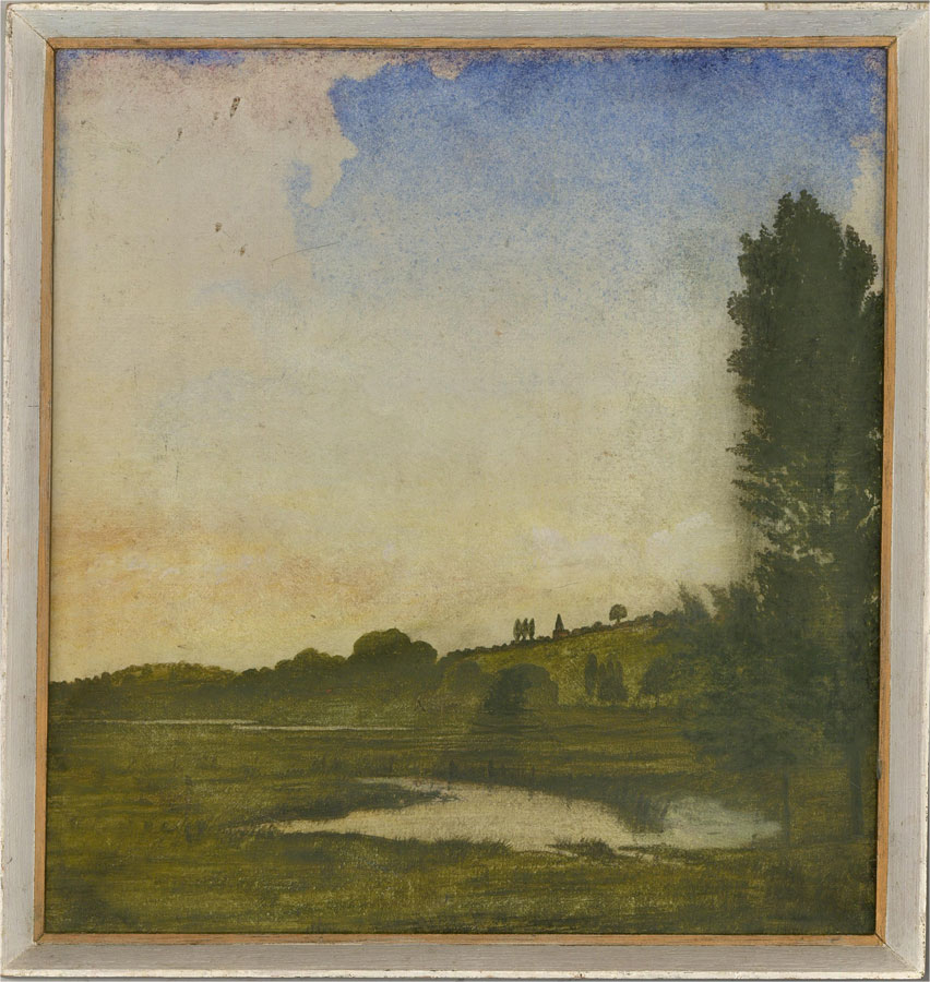 20th Century Watercolour - Still Morning