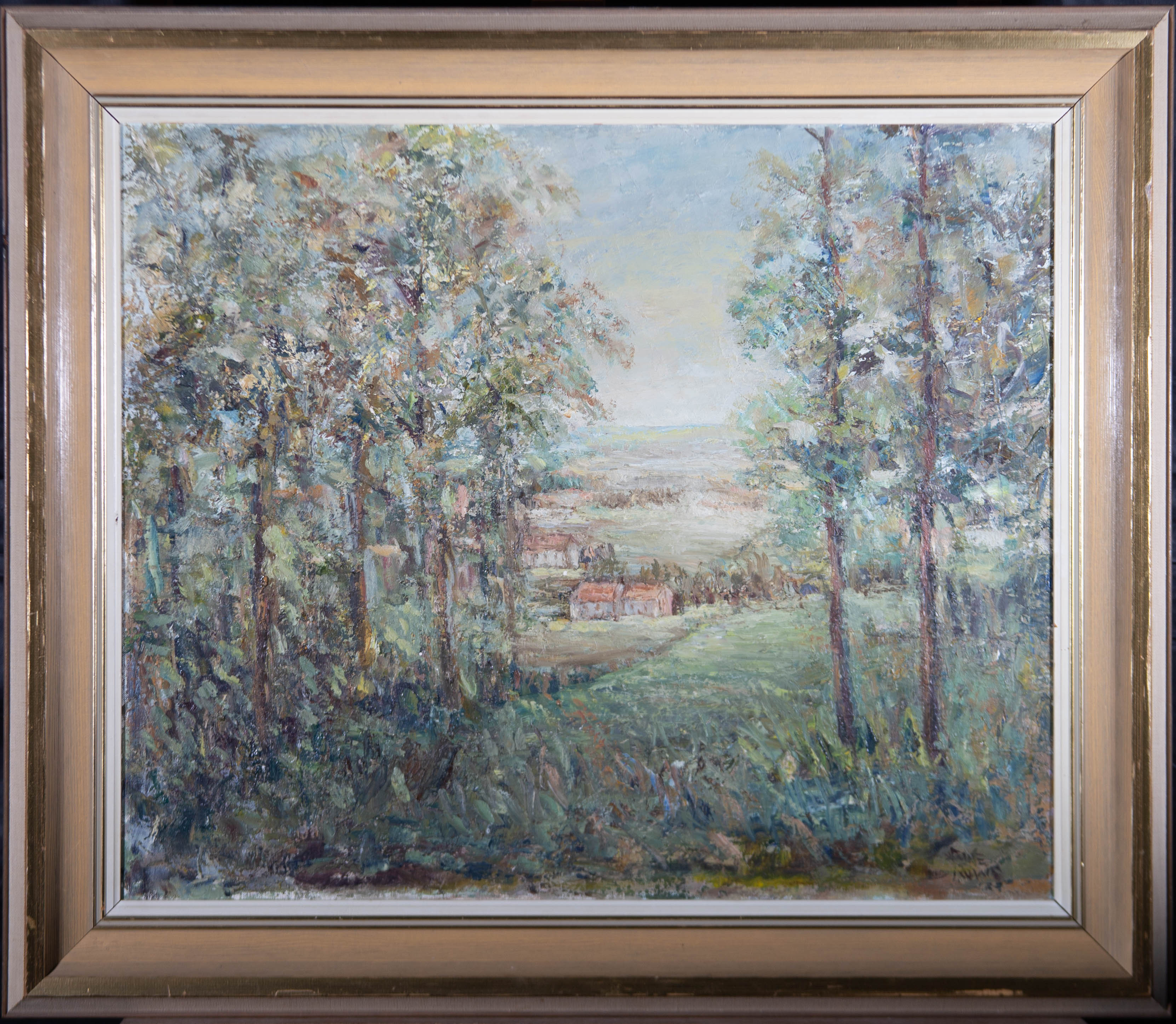 20th Century Oil - View from the Clearing