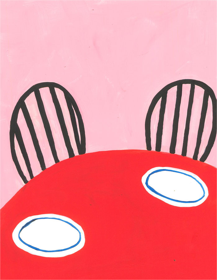 Sian Roberts - 2021 Acrylic, Table For Two