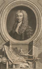 Jacobus Houbraken - Early 19th Century Engraving, Charles, Lord Talbot