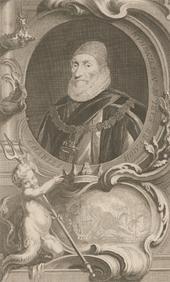 Jacobus Houbraken - Early 19th Century Engraving, Charles Howard
