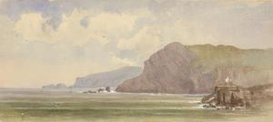 Margaret Forde Hancock - A Pair of Late 19th Century Watercolours, Torbay