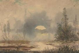 Four Early 20th Century Watercolours - Pastoral Landscapes